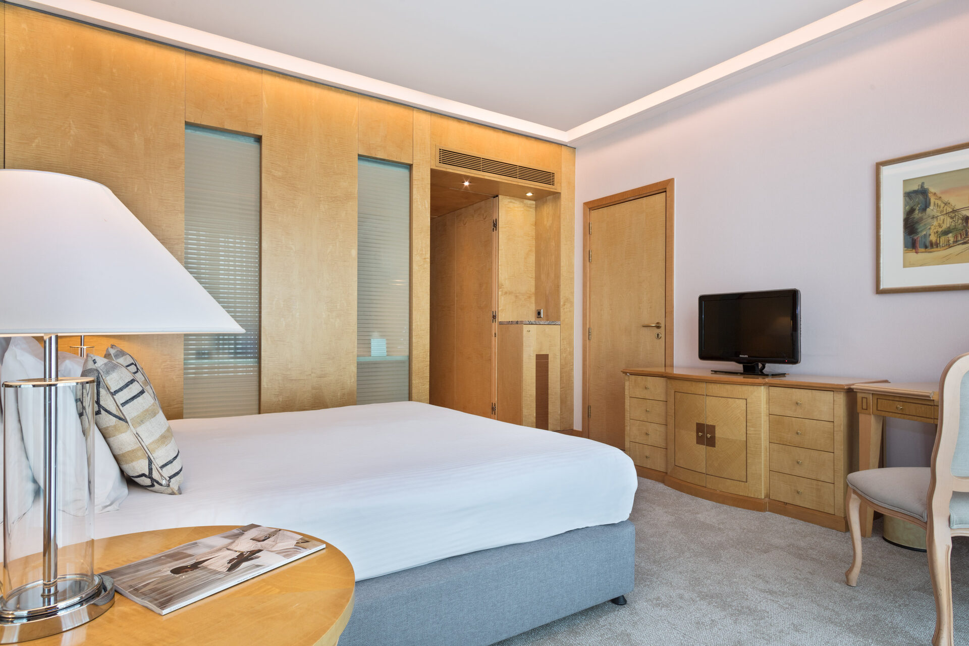 Melia Athens: Room Double or Twin GUEST ROOM