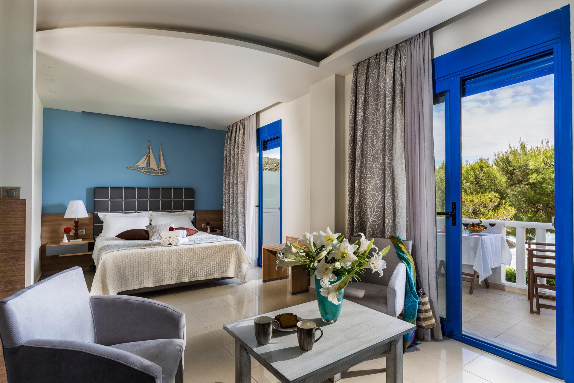 Porto Koufo Hotel: Junior Suite