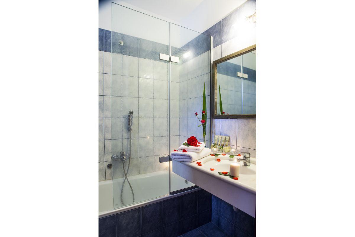 Porto Koufo Hotel: Double Room