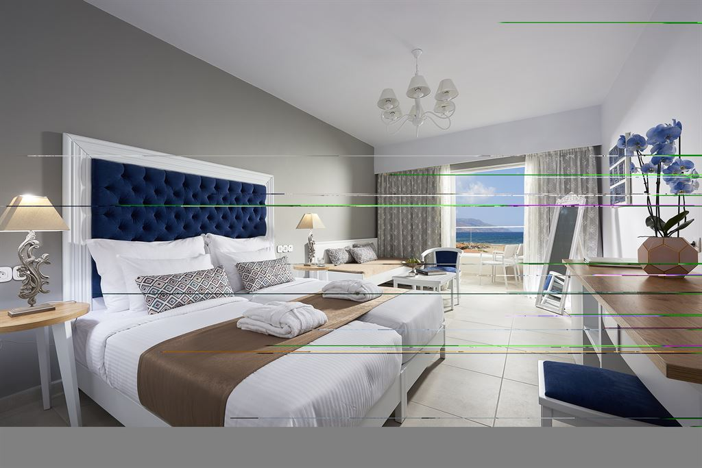 Mythos Palace Resort & Spa: Deluxe Double SSV