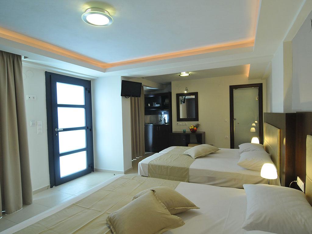 Panorama Inn Hotel: Family room