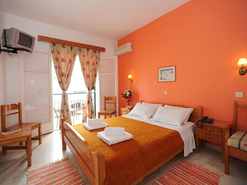 Iliada Beach Hotel: Standard Double