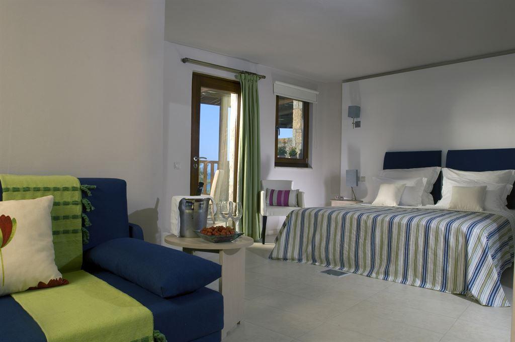 Ikaros Beach Resort & Spa: Bungalow Deluxe SV