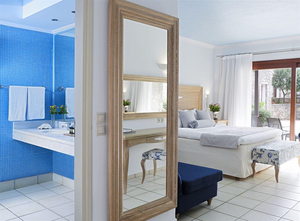 Ikaros Beach Resort & Spa: Bungalow Superior Deluxe