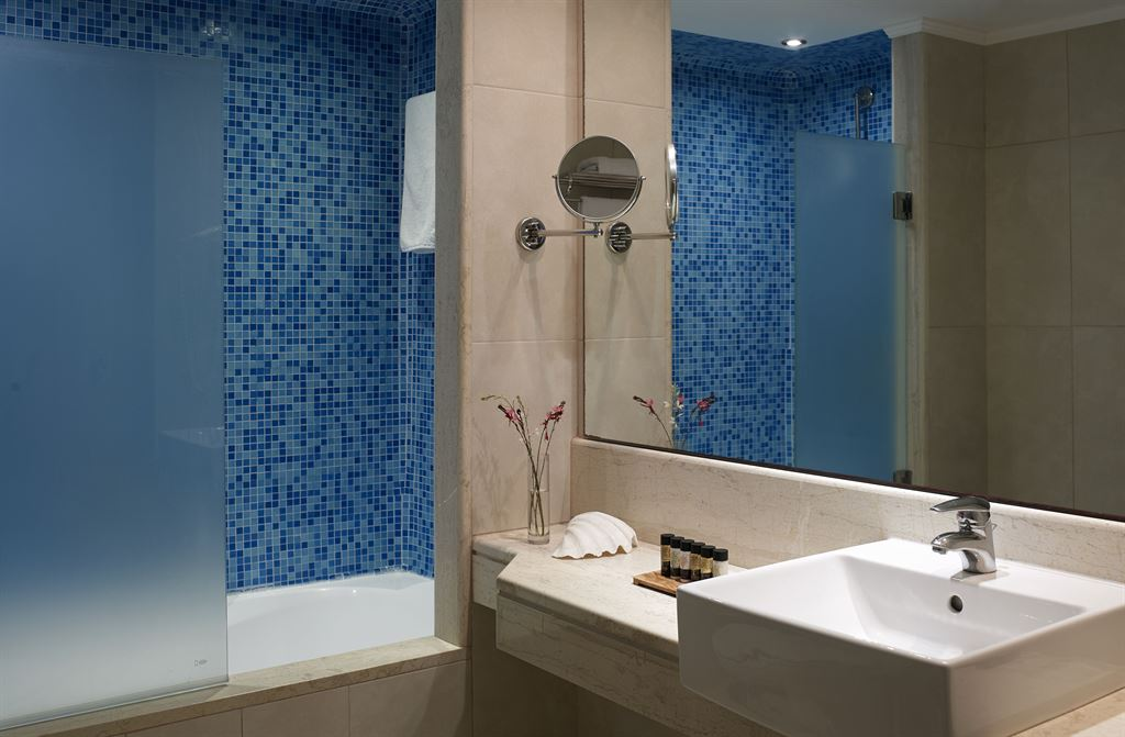 Ikaros Beach Resort & Spa: Bathroom