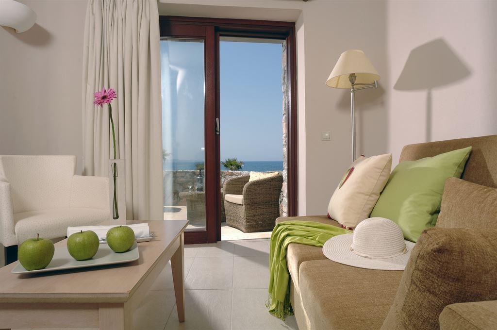 Ikaros Beach Resort & Spa: Suite SV