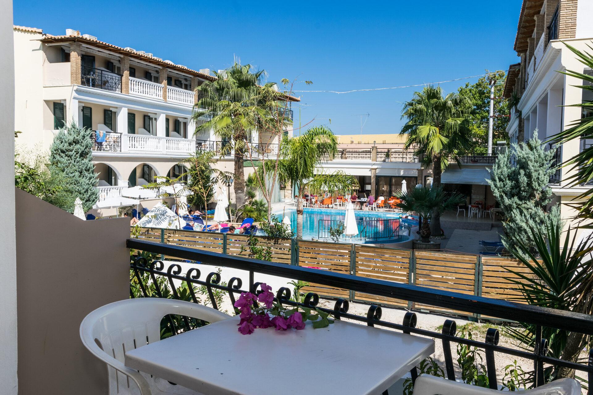 Bomo Zante Plaza Hotel & Apartments