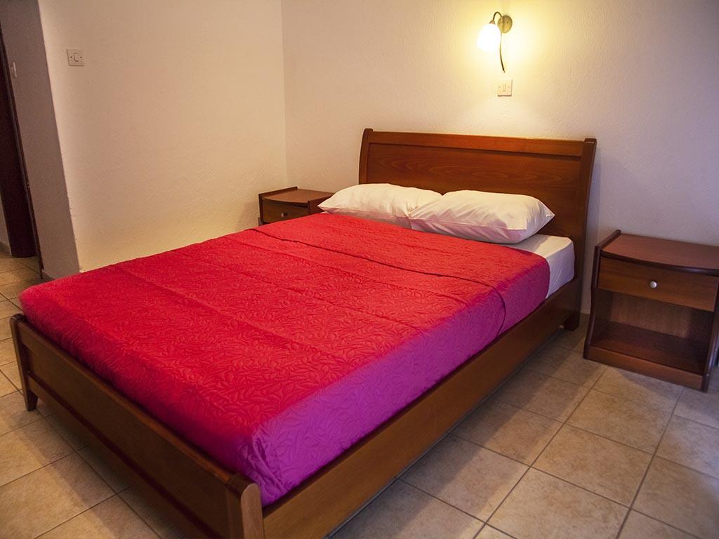 Adonis Hotel Kriopigi: Double Room
