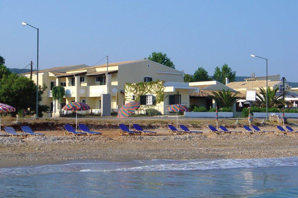 Beach Front Salvanos Apartments