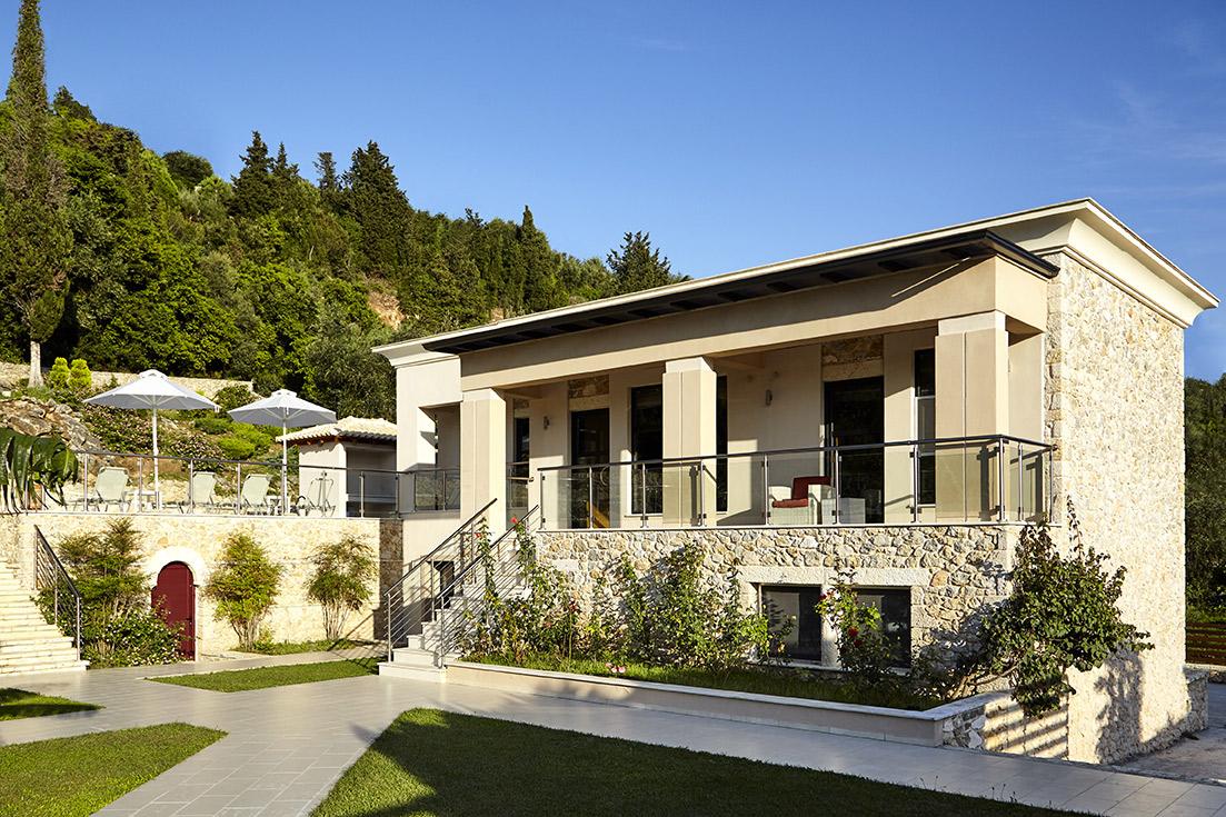 Villas Karvouno