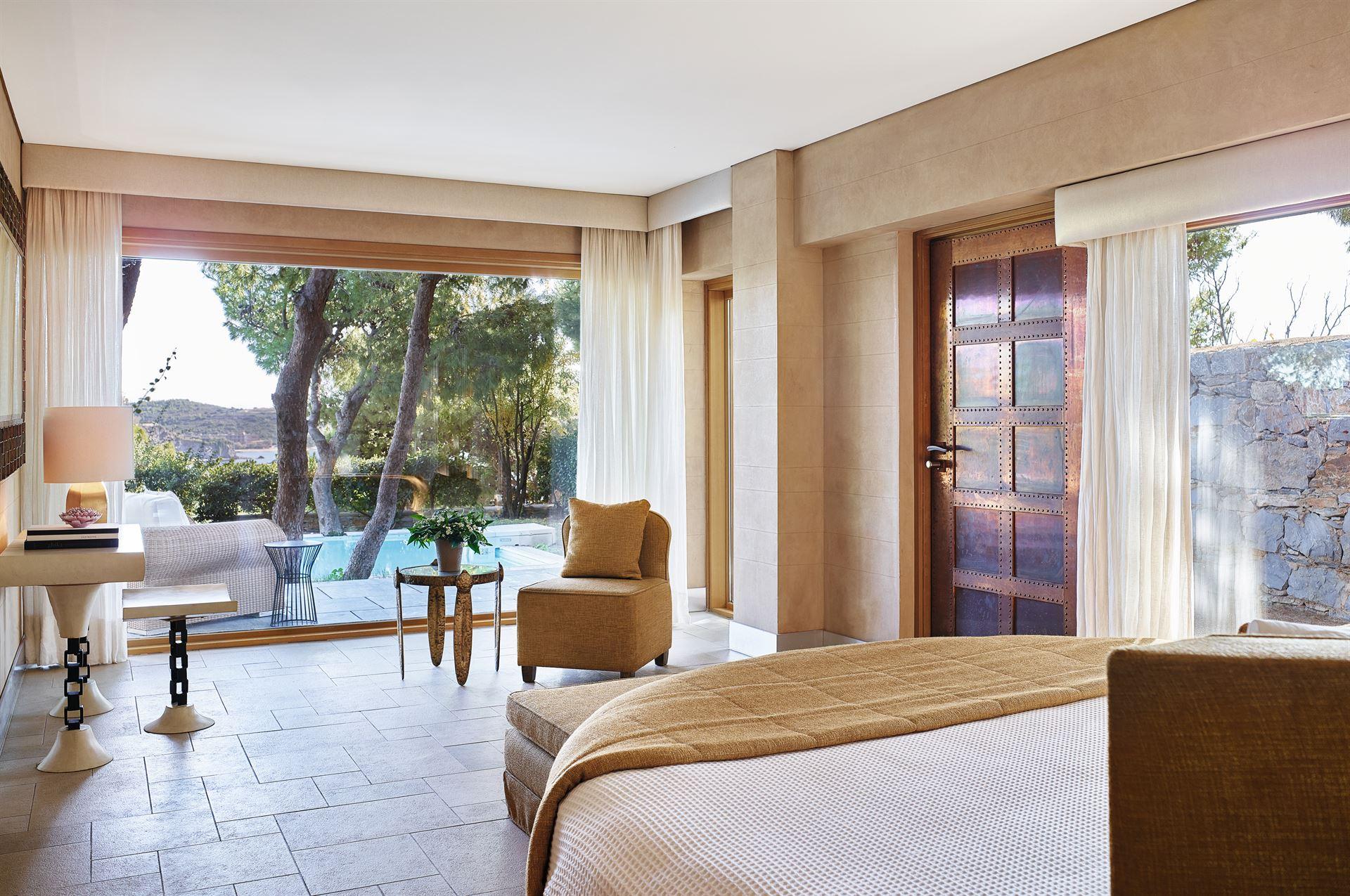 Cape Sounio Grecotel Exclusive Resort: Pine Hill Villa