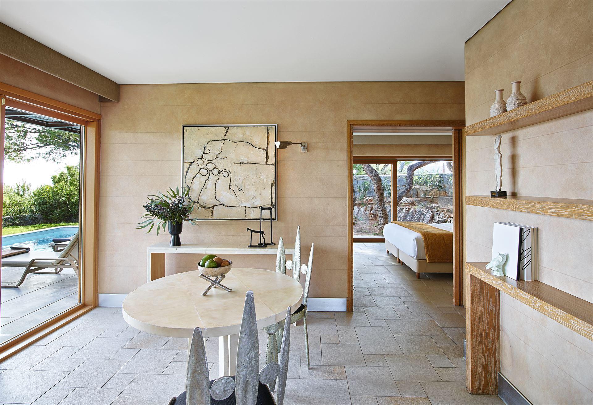 Cape Sounio Grecotel Exclusive Resort: Poseidon Villa PP