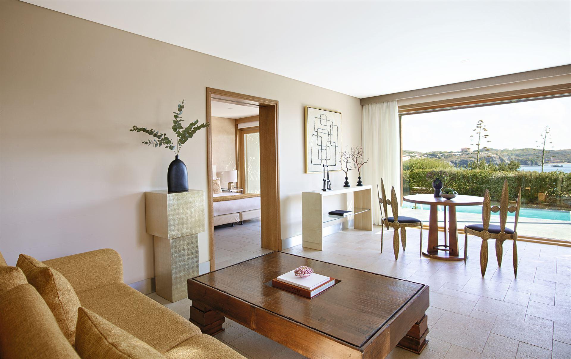 Cape Sounio Grecotel Exclusive Resort: Deluxe Family Villa PP