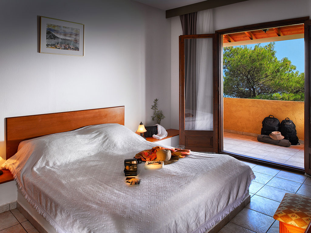 Acrotel Elea Beach: Double Room