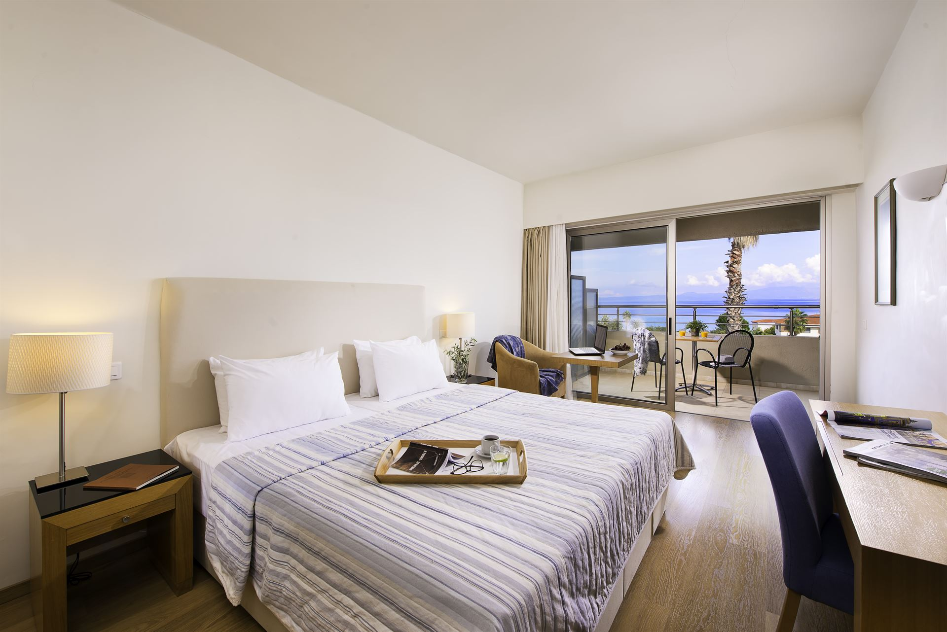 Kassandra Palace Hotel & Spa : Deluxe Double SV