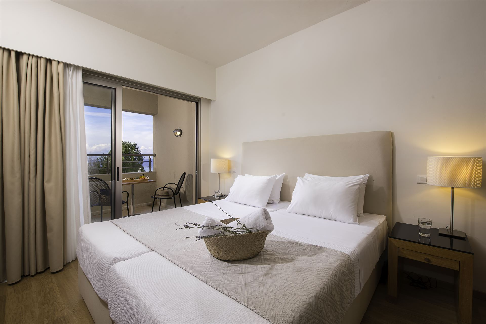 Kassandra Palace Hotel & Spa : Executive Room SV