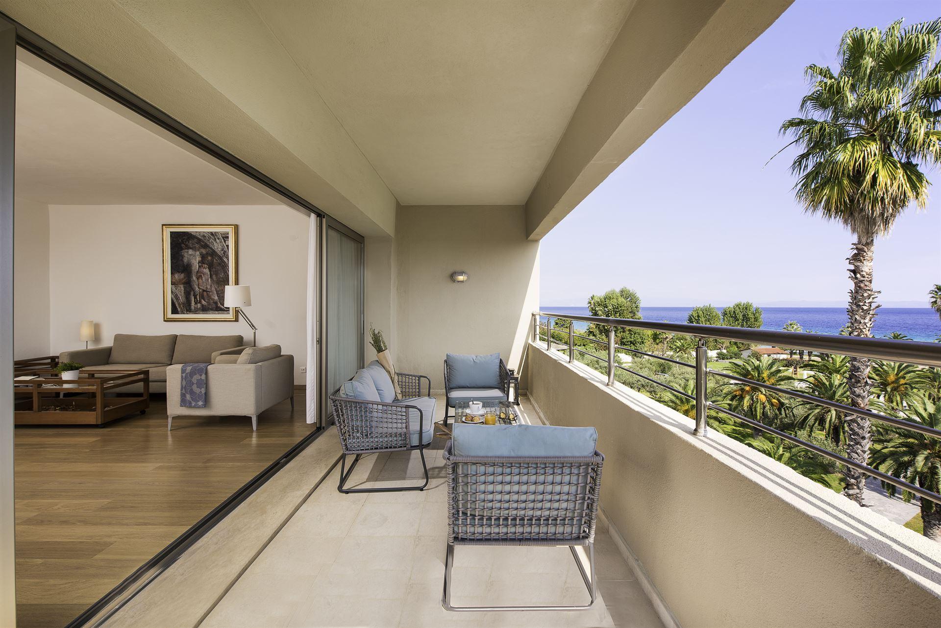 Kassandra Palace Hotel & Spa : Grand Suite