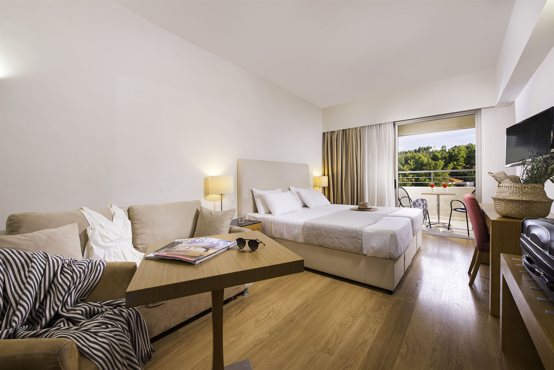 Kassandra Palace Hotel & Spa : Executive Room GV