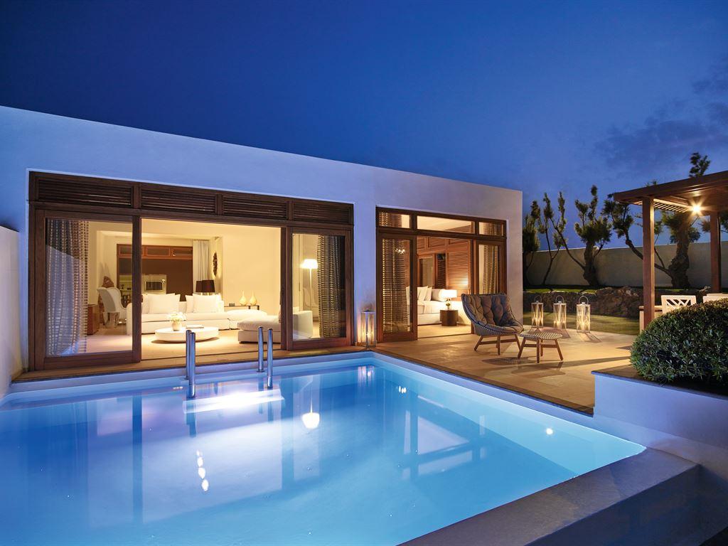 Amirandes Grecotel Exclusive Resort: Royal Residence