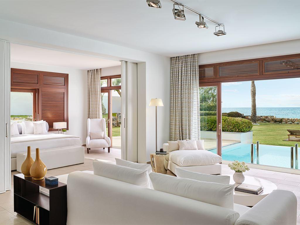 Amirandes Grecotel Exclusive Resort: The Grand Villa