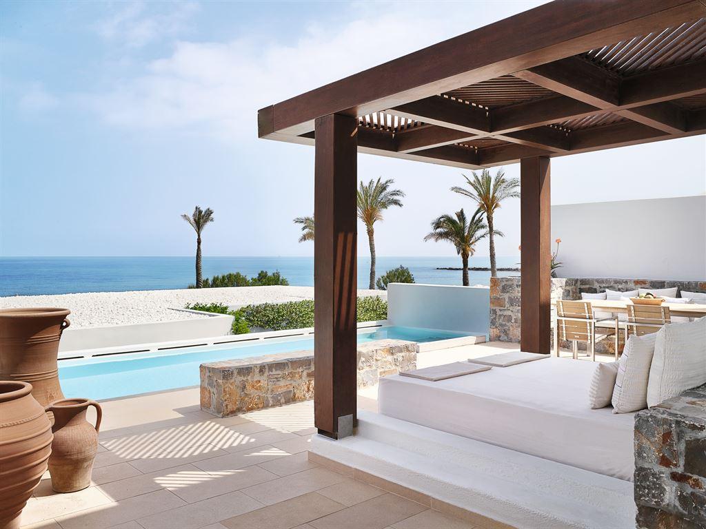 Amirandes Grecotel Exclusive Resort: Royal Villa SV