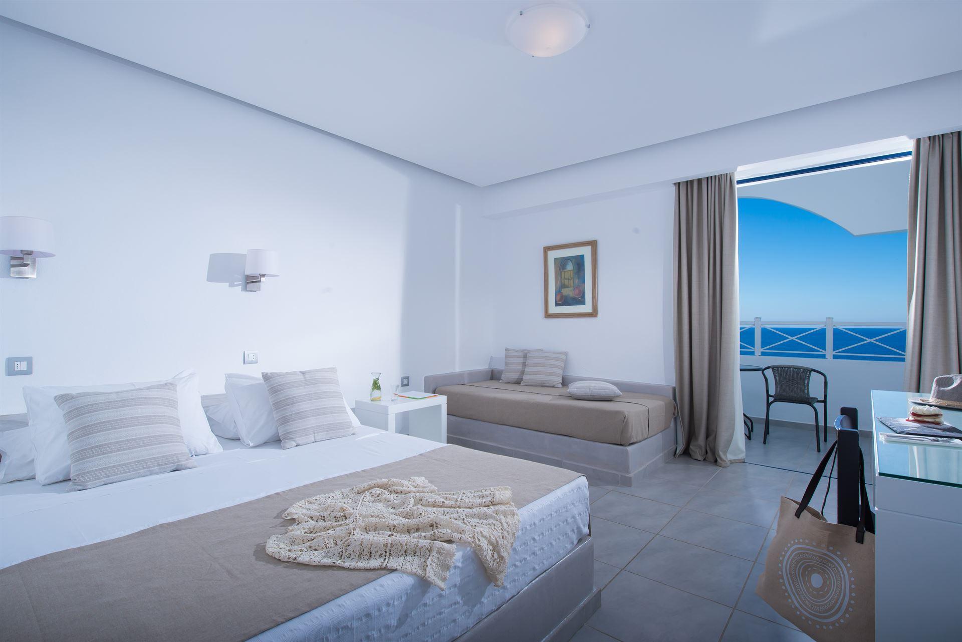 Peninsula Resort & Spa : Double SV