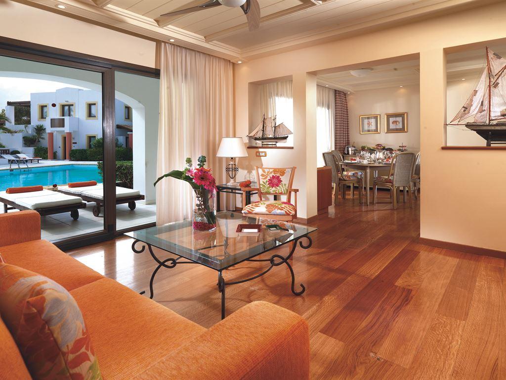 Aldemar Knossos Villas : Royal Maisonette