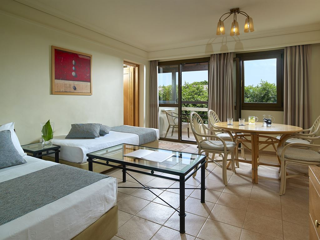 Aldemar Knossos Royal Family Resort: Family Room