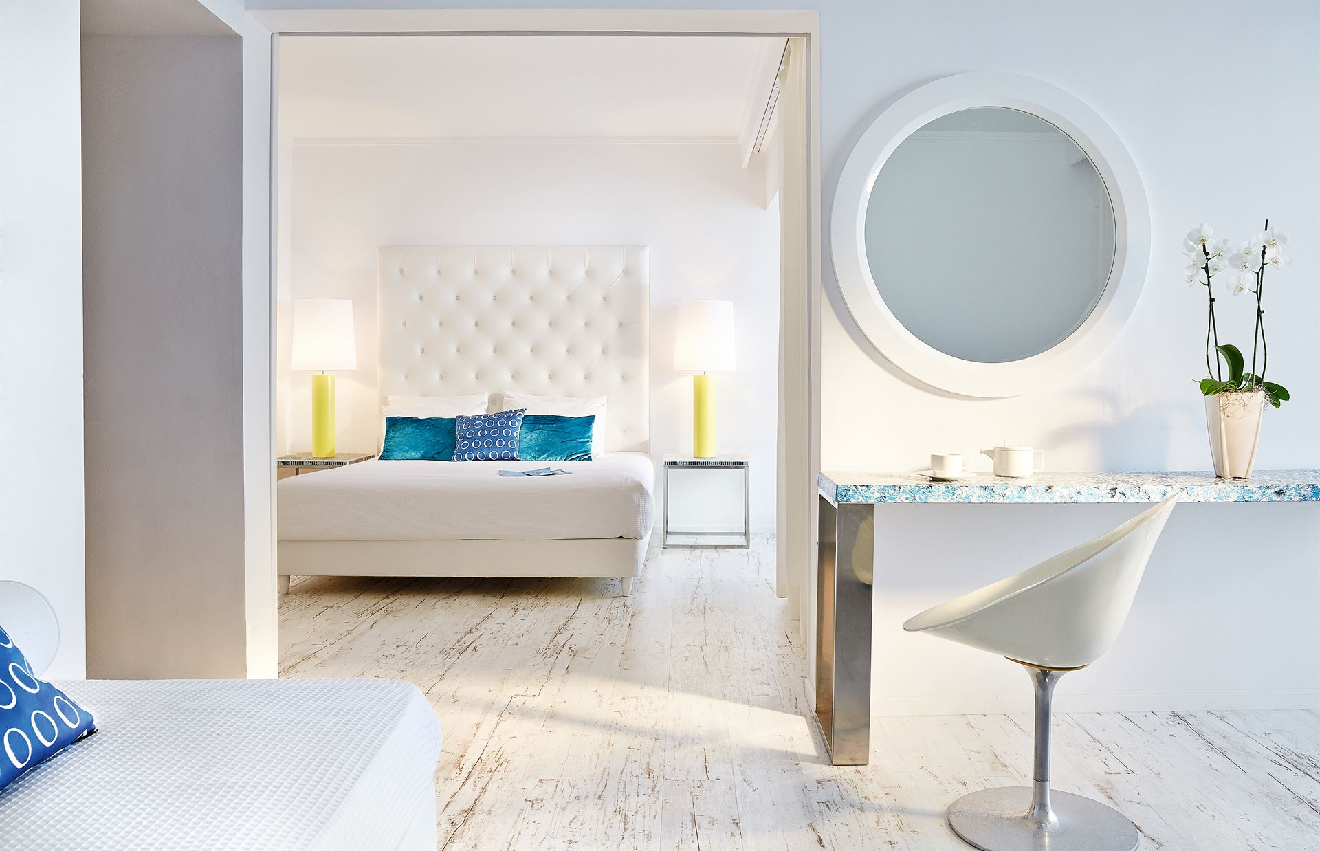 Grecotel LUX ME White Palace: White family Suite SV