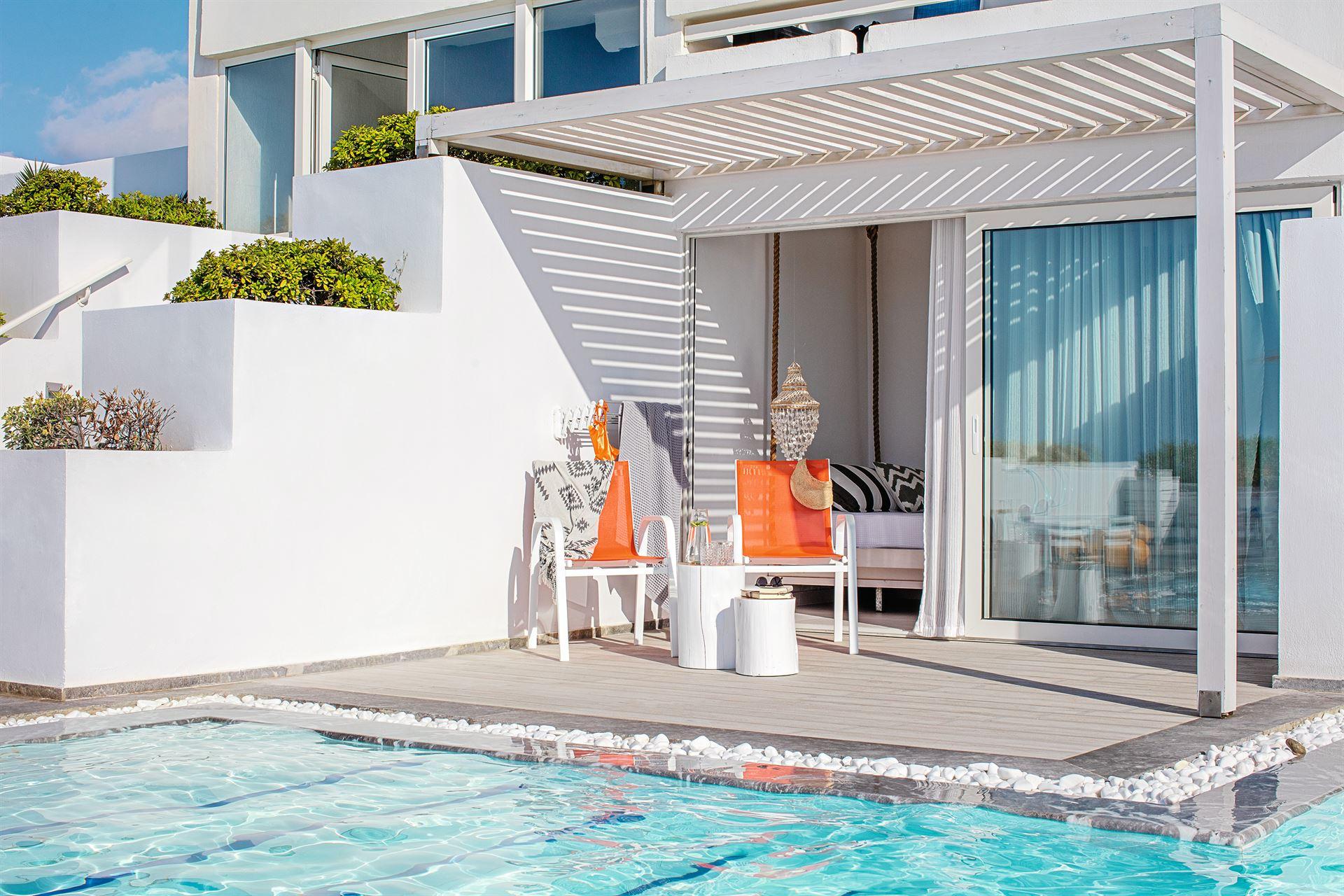 Grecotel LUX ME White Palace: Lux.me Swim Up Bgl SV