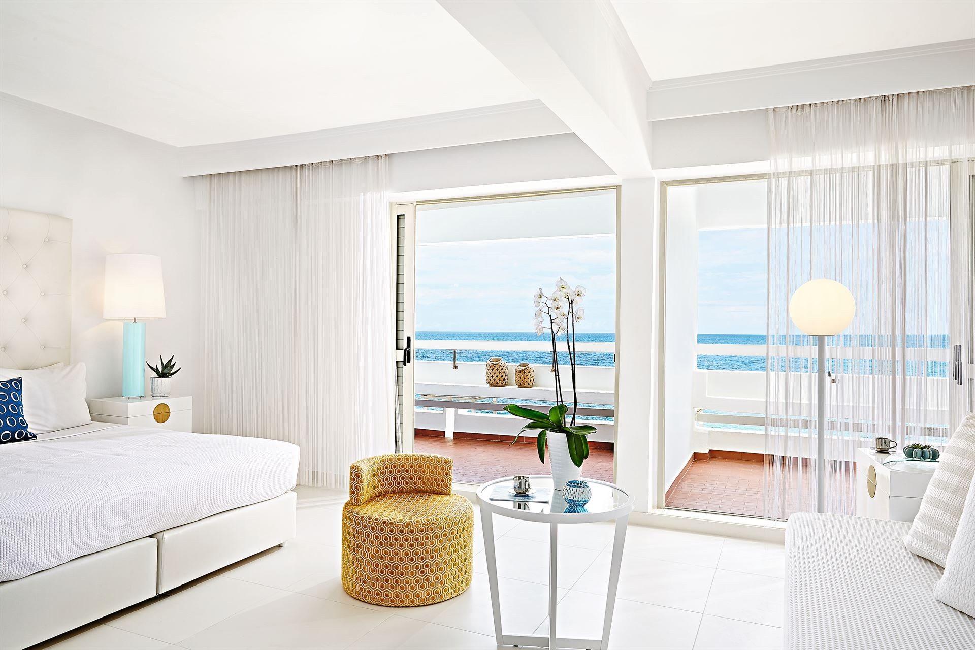 Grecotel LUX ME White Palace: Lux.Me Sea View Room