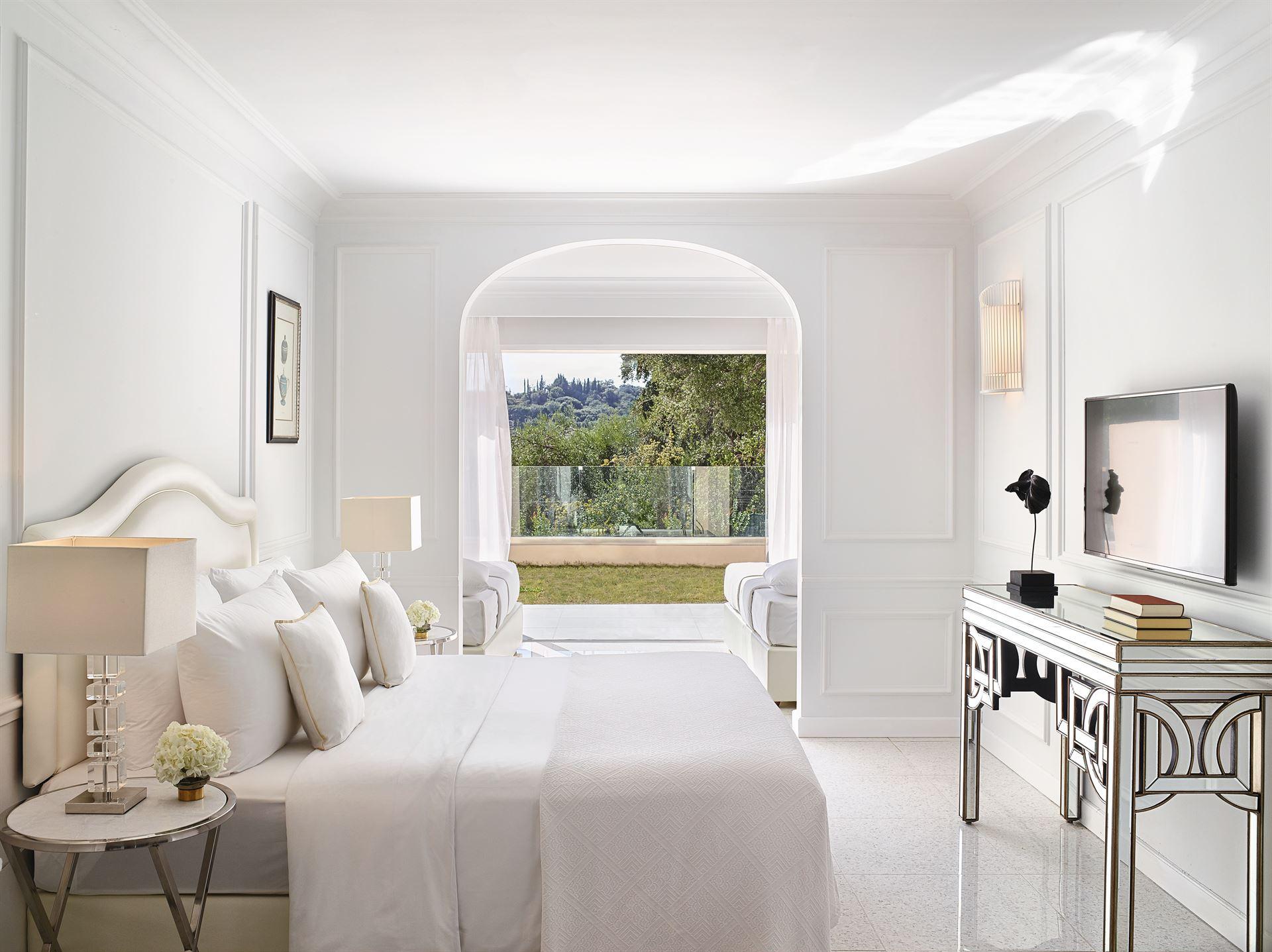 Grecotel Corfu Imperial Exclusive Resort: Bocheto Family Suite