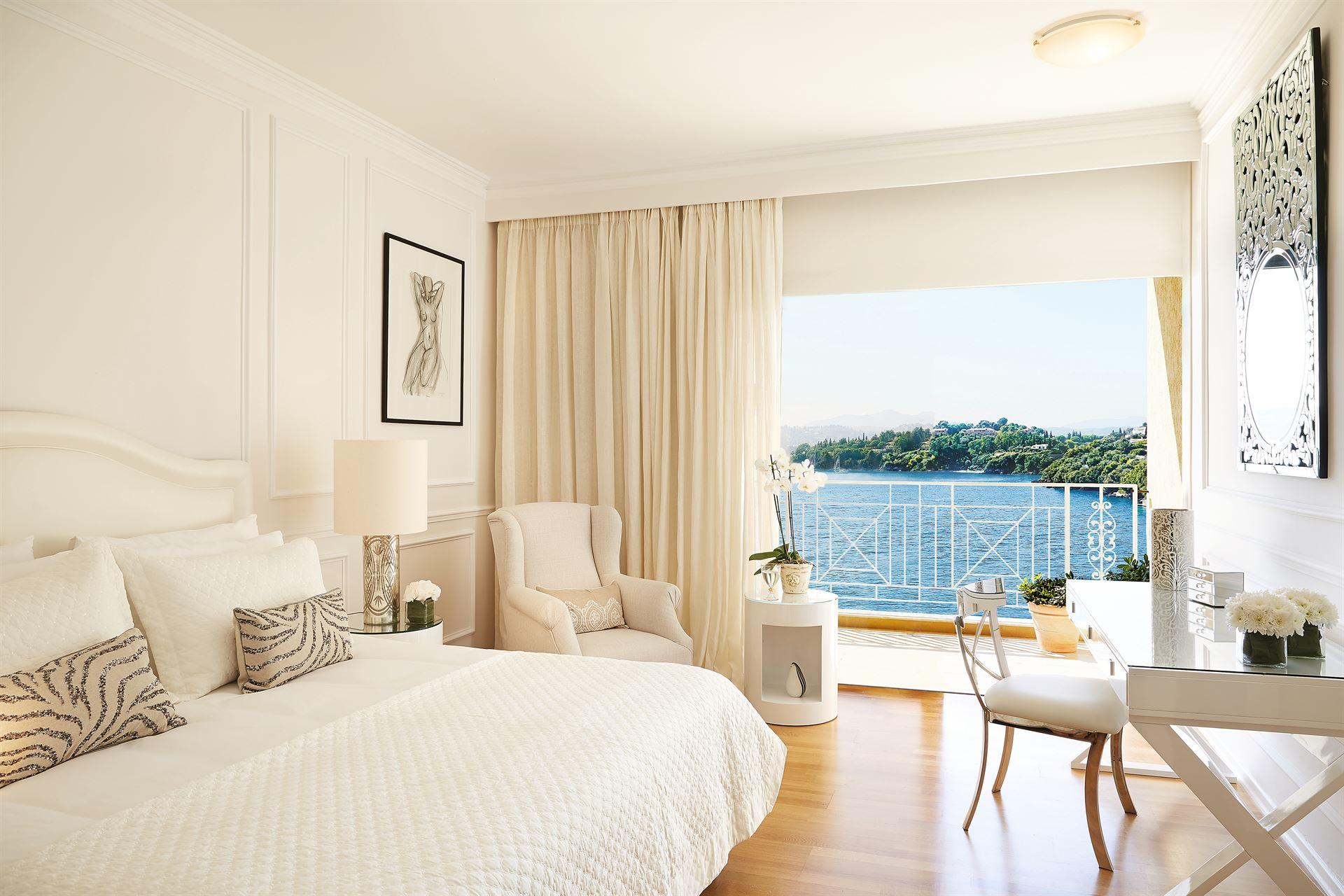 Grecotel Corfu Imperial Exclusive Resort: Deluxe Guestroom