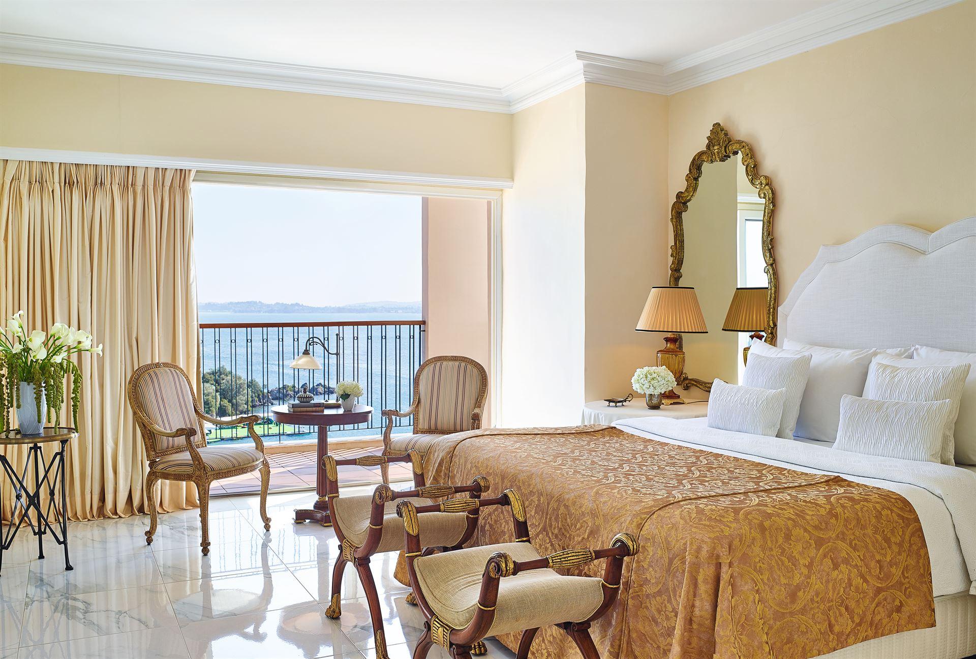 Grecotel Corfu Imperial Exclusive Resort: Presidential Suite