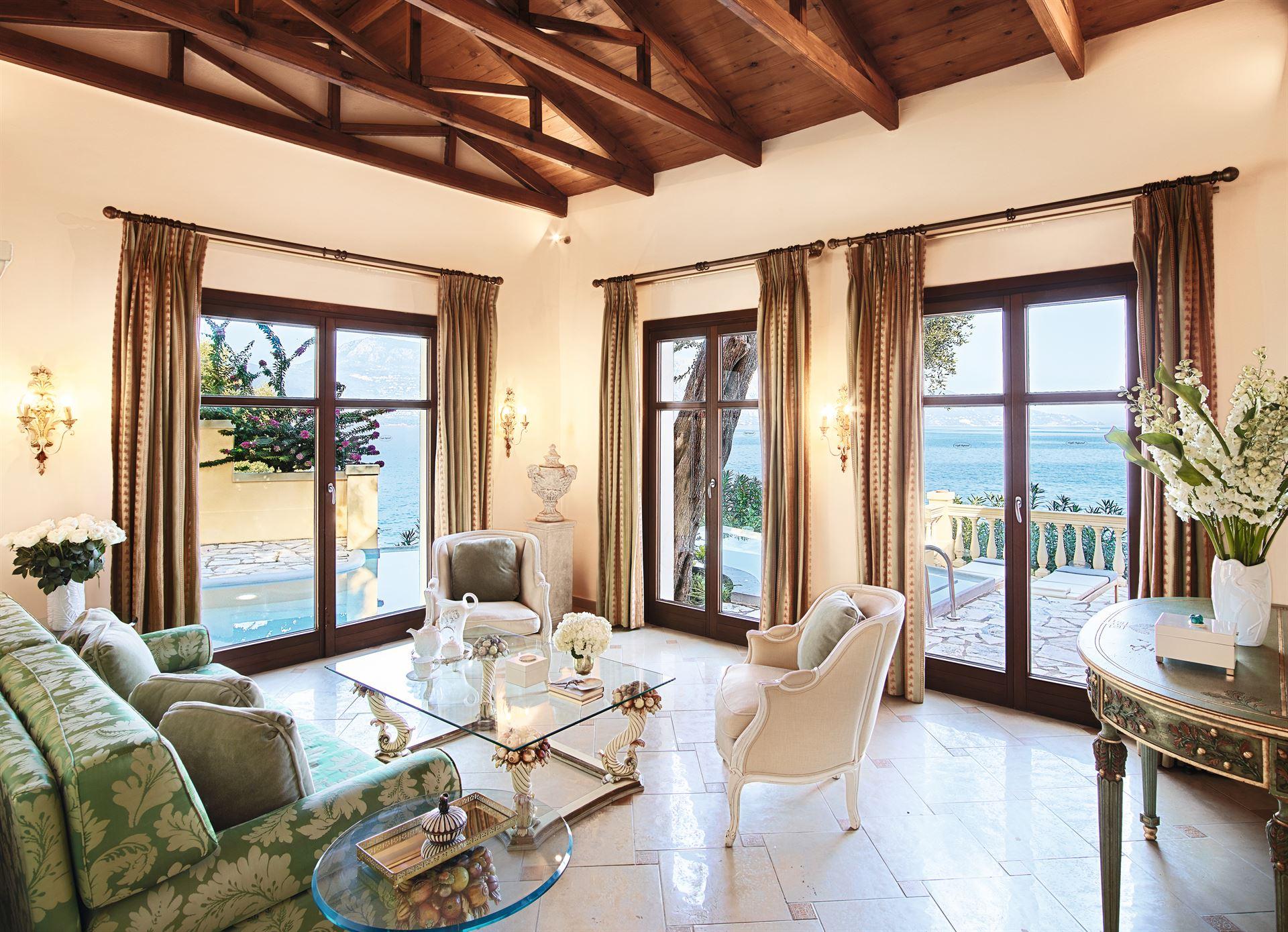 Grecotel Corfu Imperial Exclusive Resort: Palazzo Odyssia PP