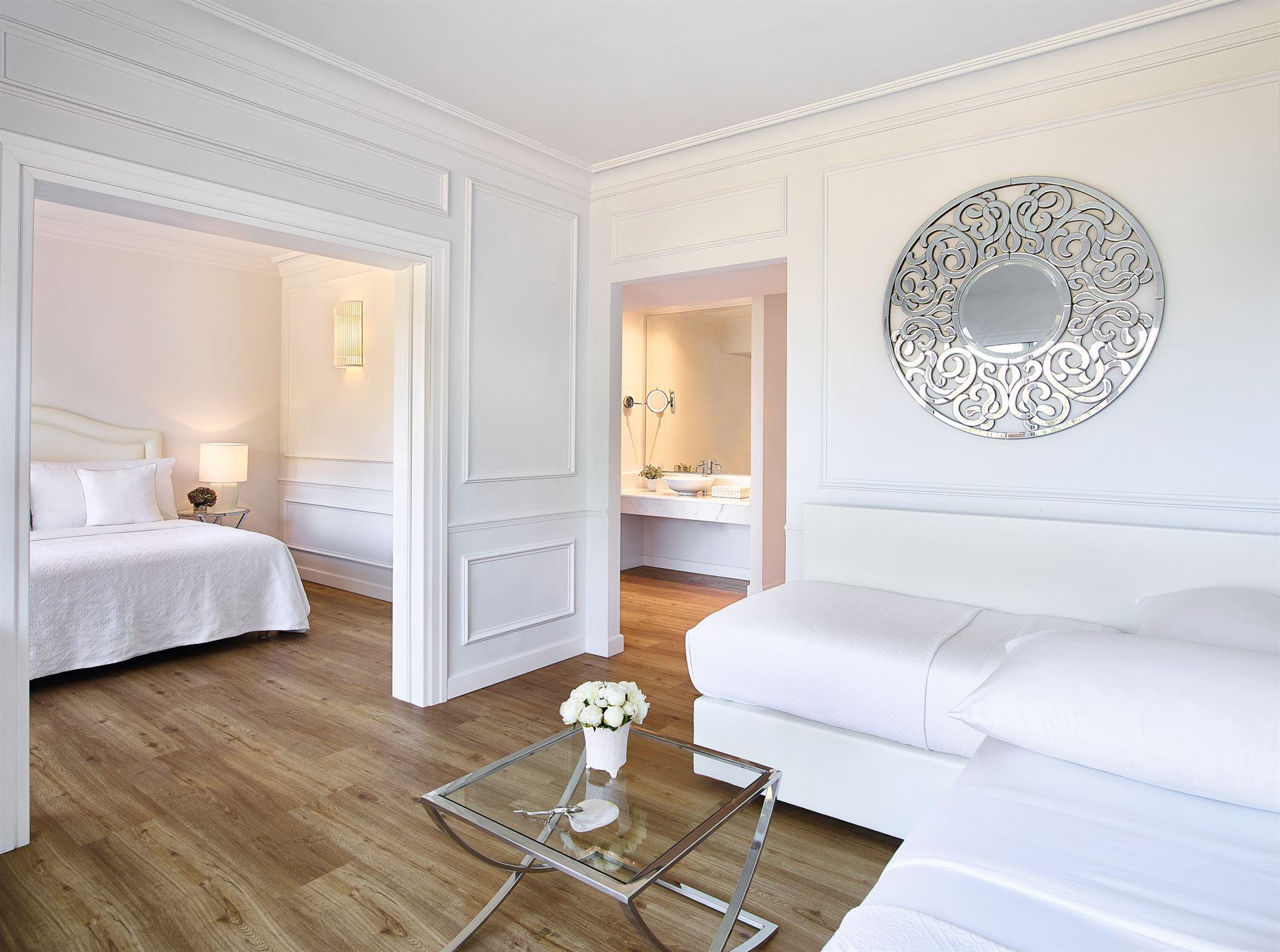 Grecotel Corfu Imperial Exclusive Resort: Bocheto Family Suite PV