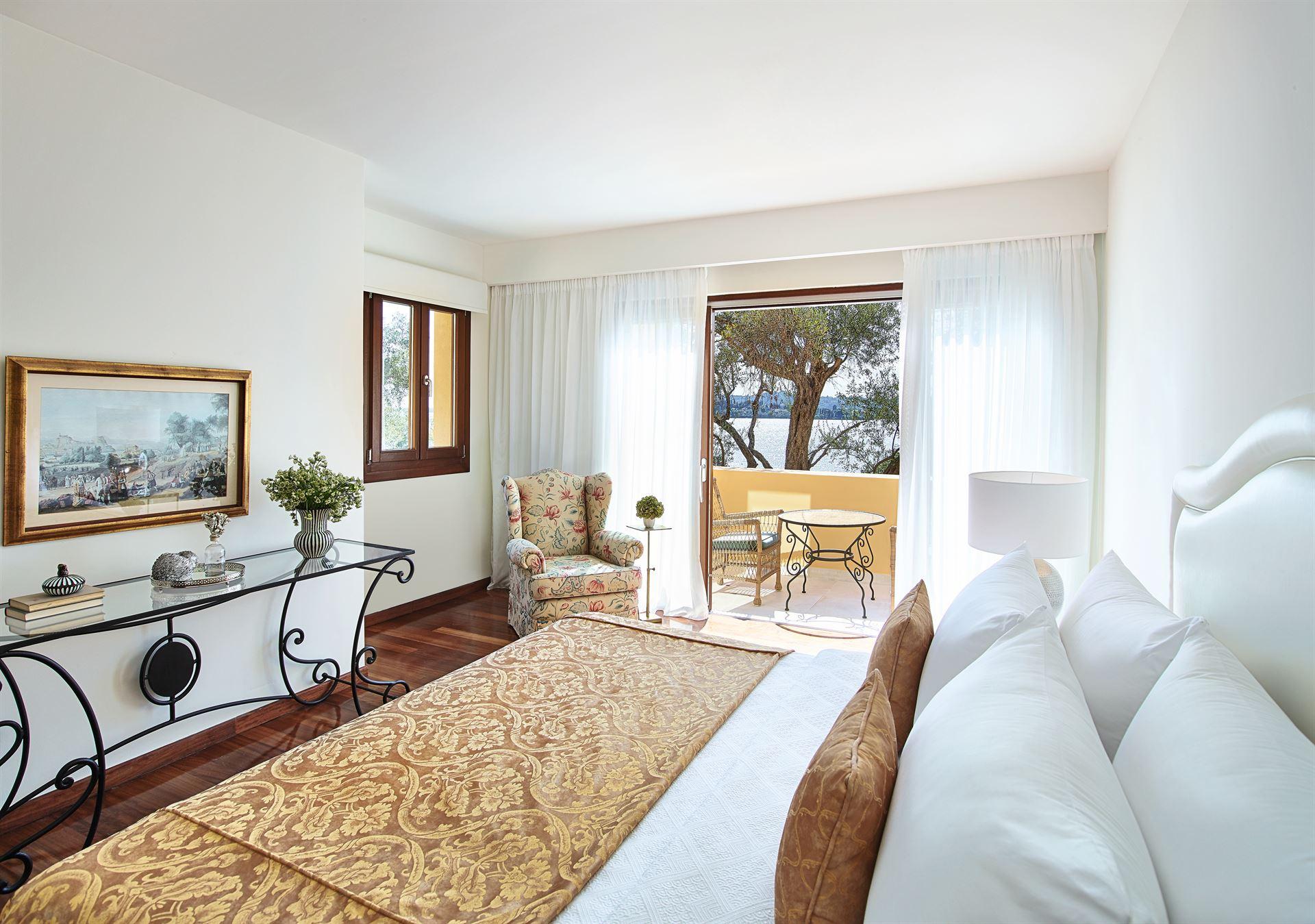 Grecotel Corfu Imperial Exclusive Resort: Two Bedroom SF Family Bgl Upper Floor