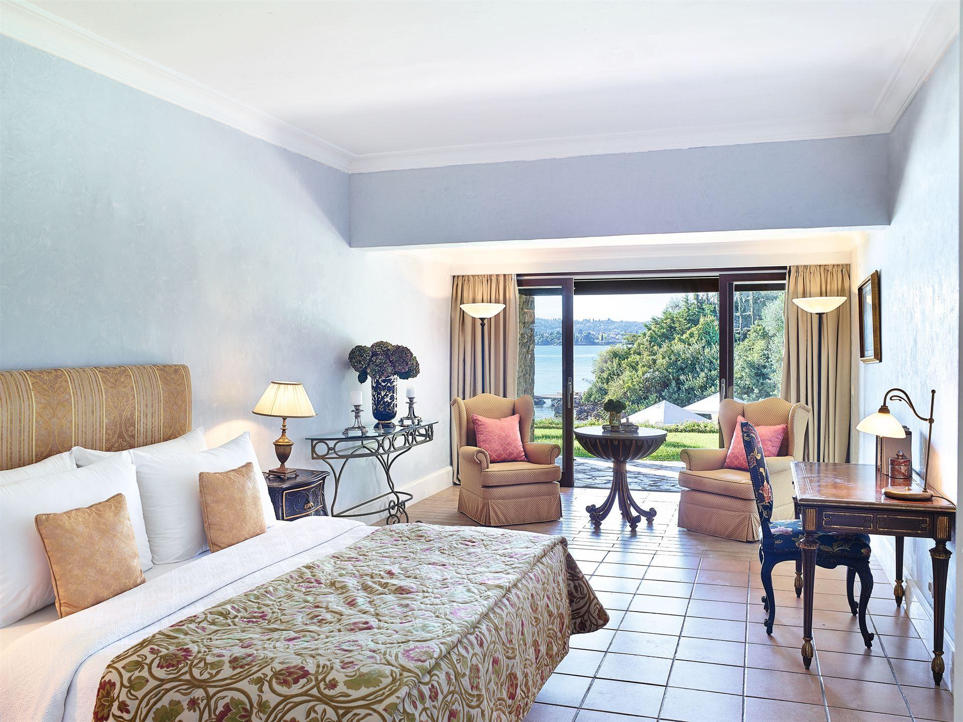 Grecotel Corfu Imperial Exclusive Resort: 3 Bedroom SF Family Beach Villa