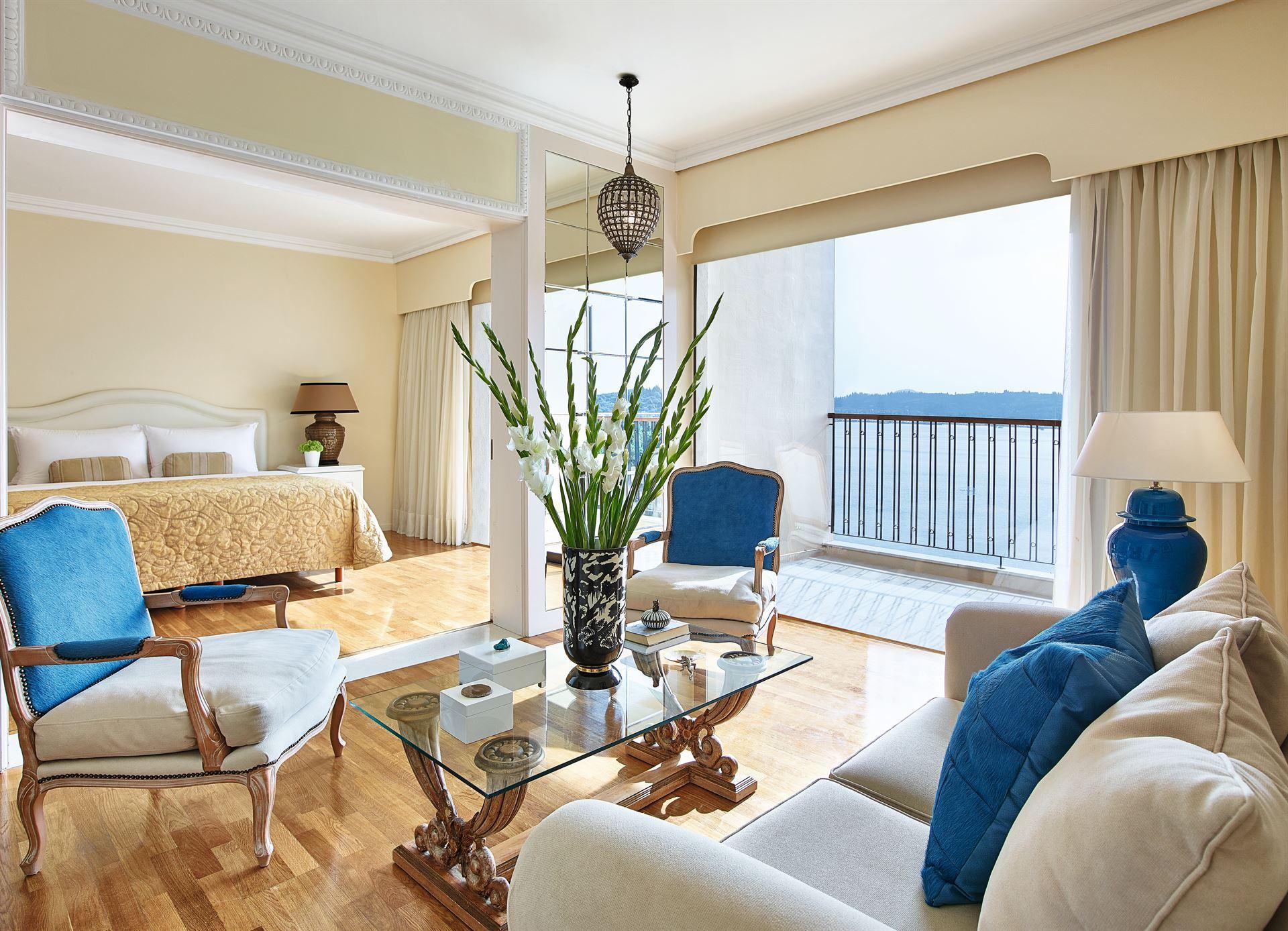 Grecotel Corfu Imperial Exclusive Resort: Luxury Suite SV
