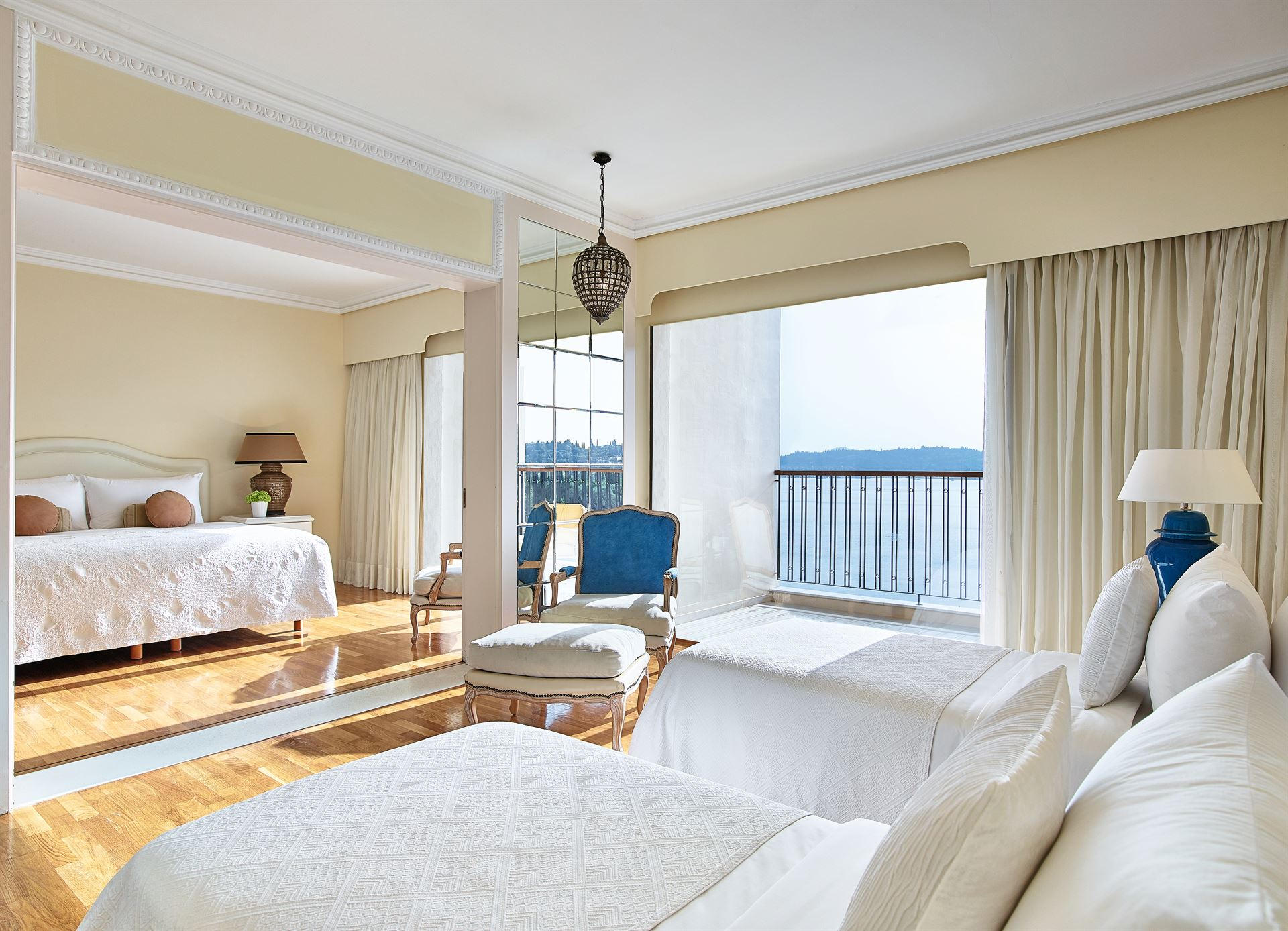 Grecotel Corfu Imperial Exclusive Resort: Deluxe Family Room