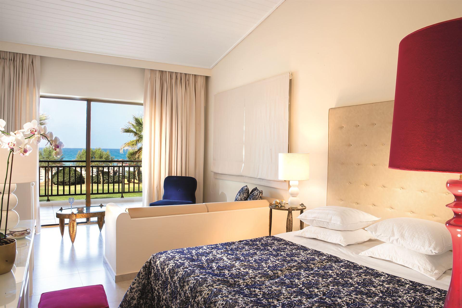 Grecotel Creta Palace Luxury Resort: Junior Bungalow Suite