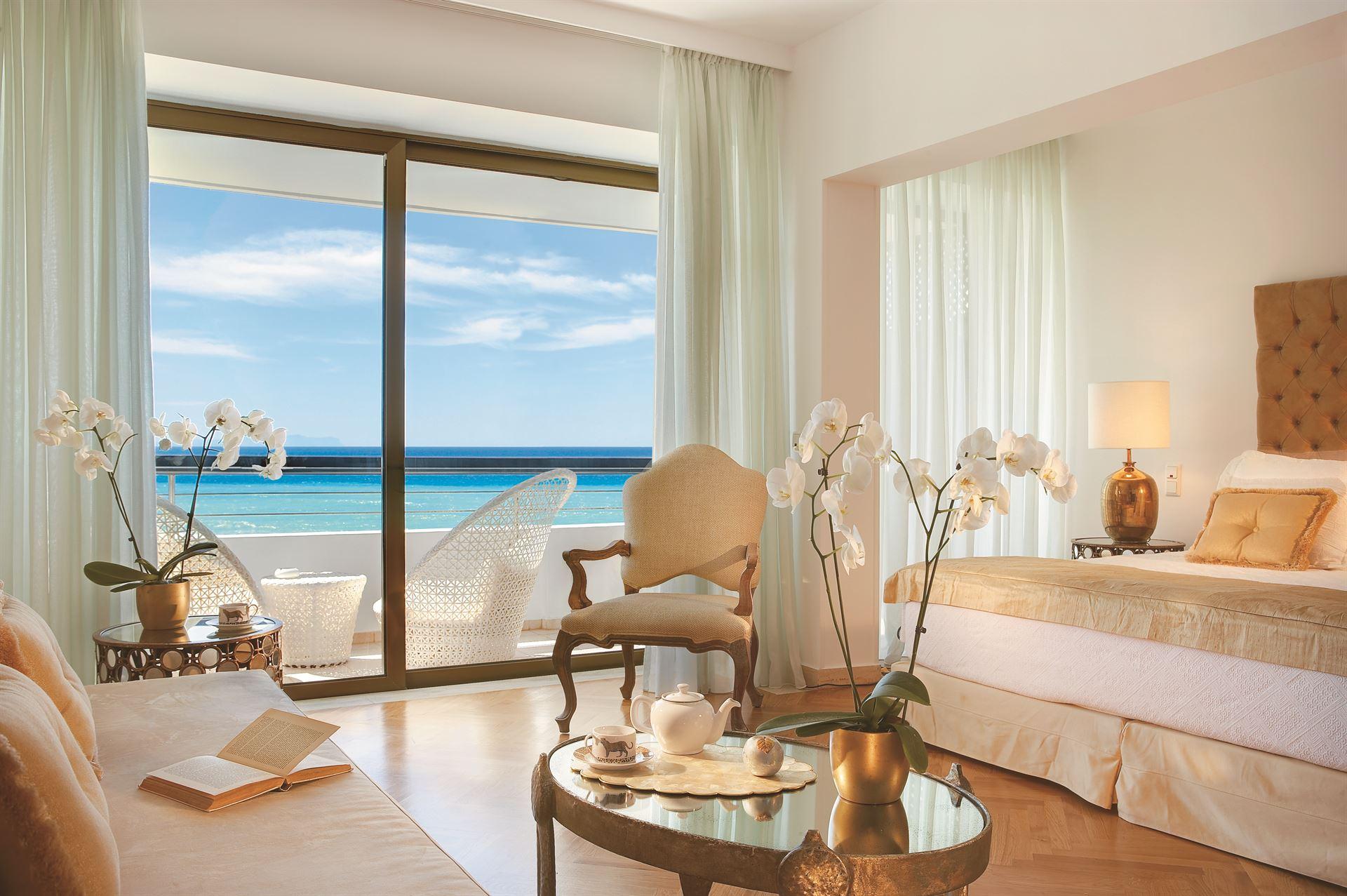 Grecotel Creta Palace Luxury Resort: Deluxe 1 Bedroom Bgl Suite PP