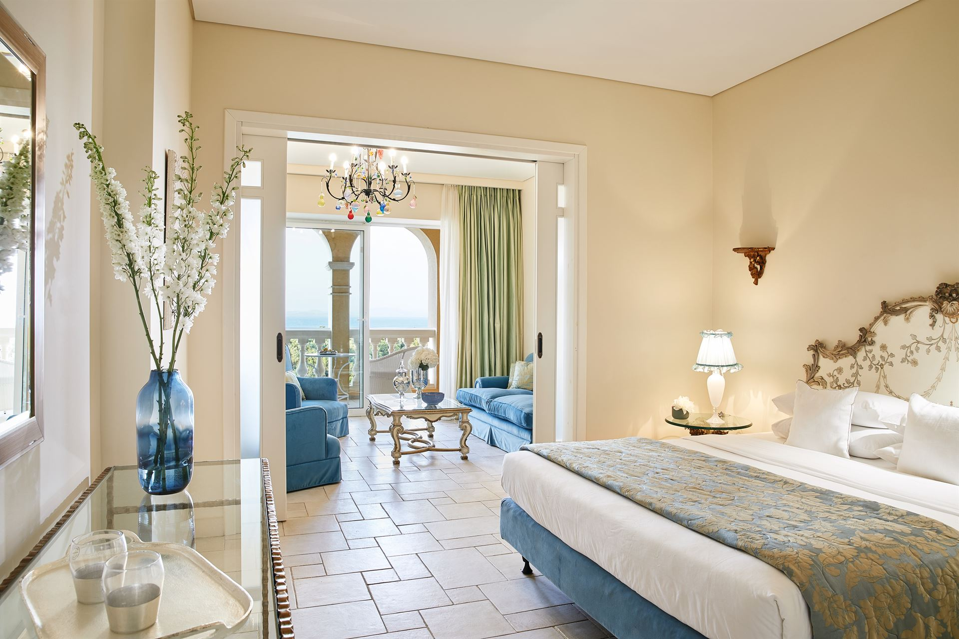 Grecotel Eva Palace: Deluxe Suite