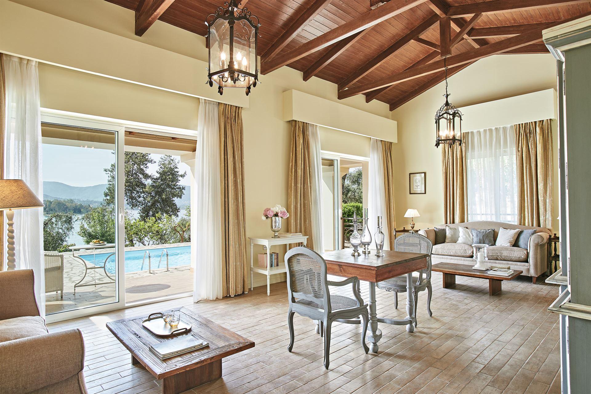Grecotel Eva Palace: Romantic Villa