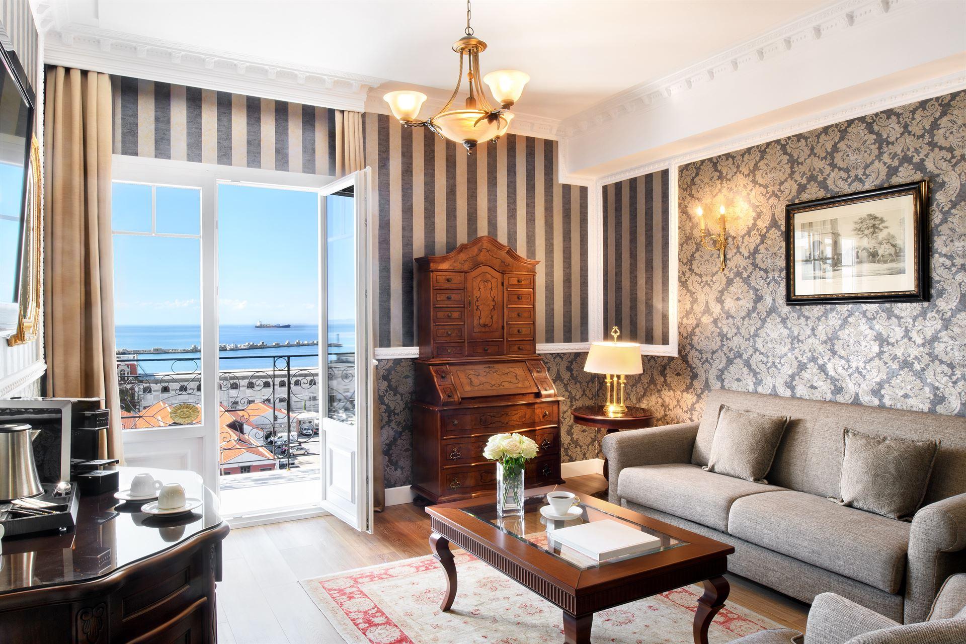 Mediterranean Palace Hotel: Executive Suite