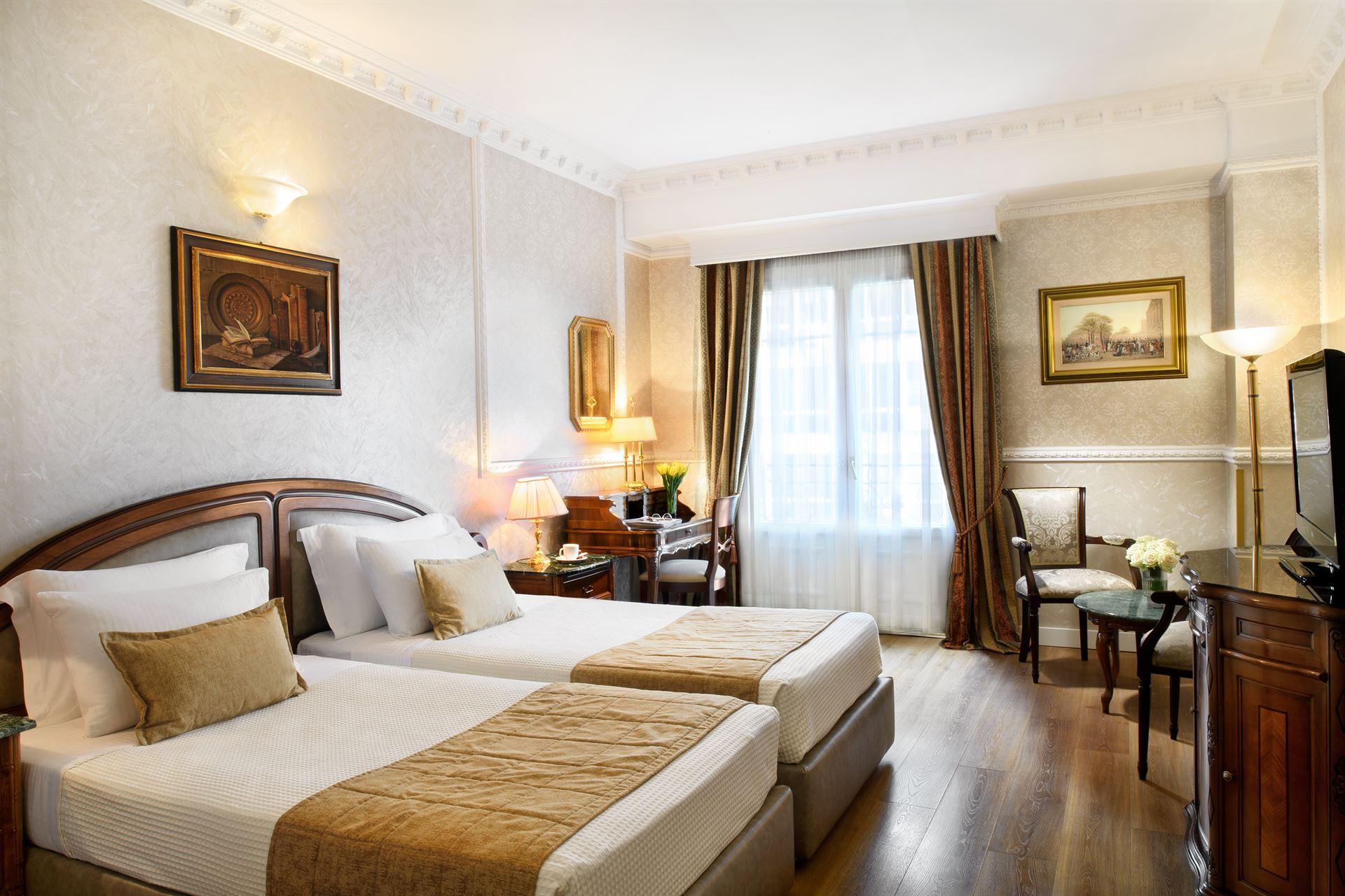 Mediterranean Palace Hotel: Superior Twin