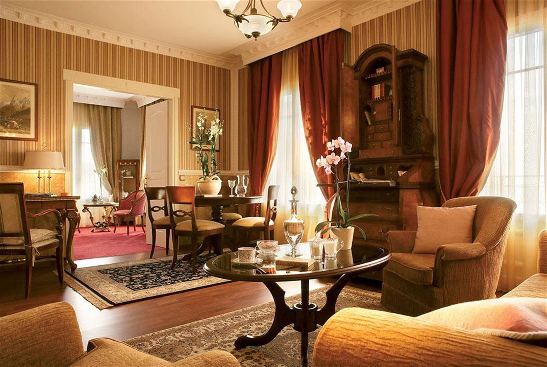 Mediterranean Palace Hotel: Presidential Suite