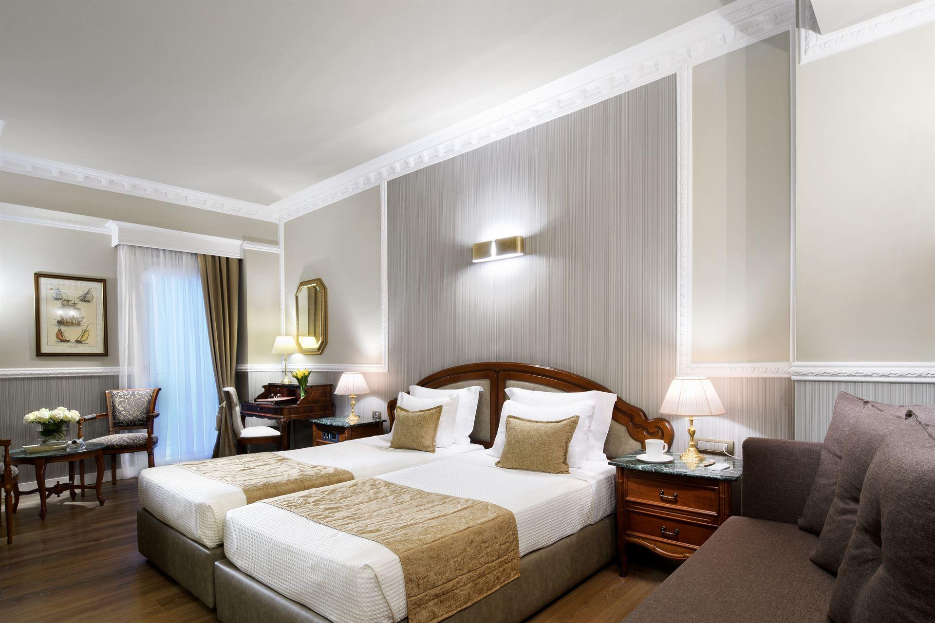 Mediterranean Palace Hotel: Triple Classical
