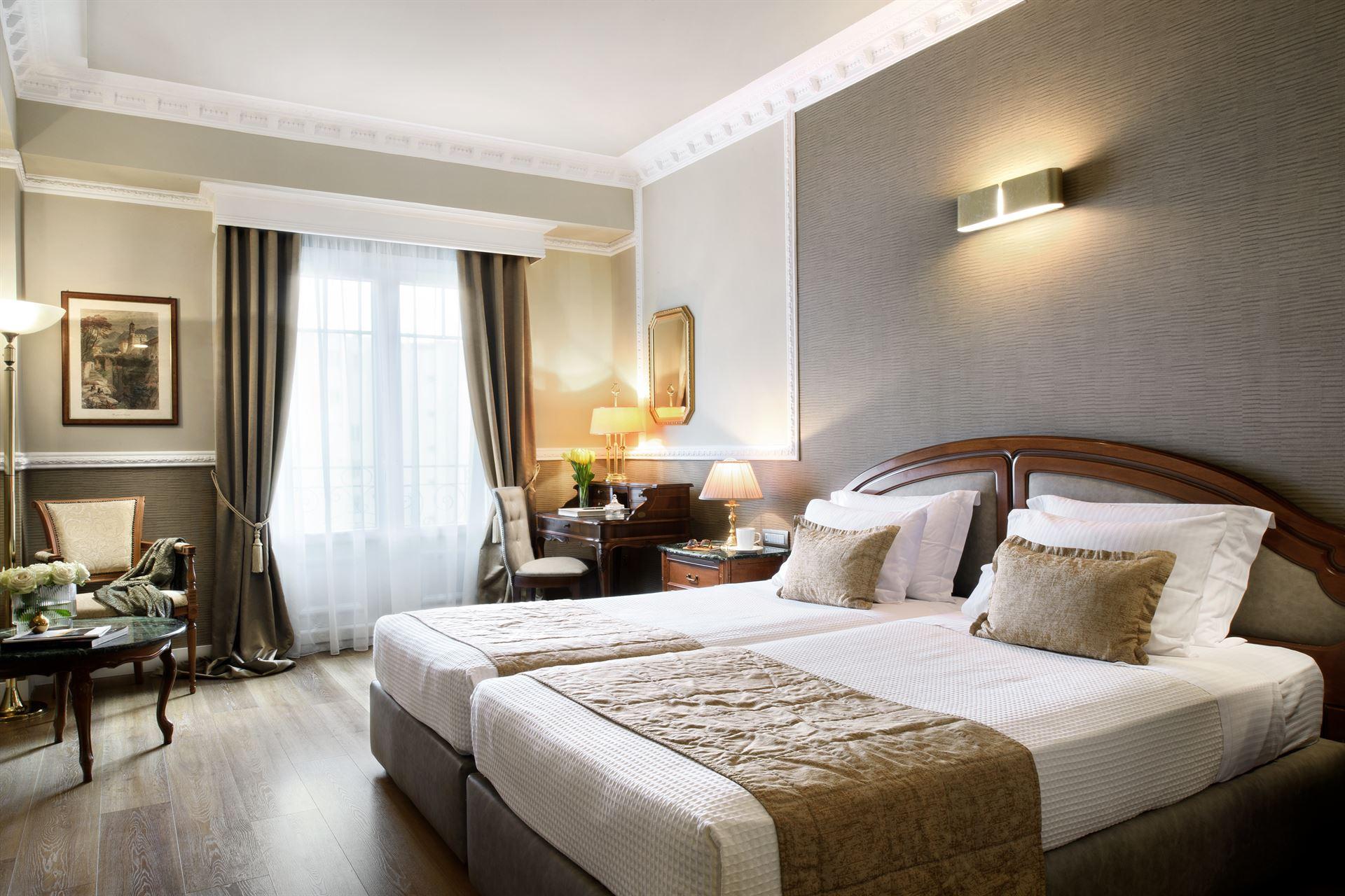 Mediterranean Palace Hotel: Premium Room