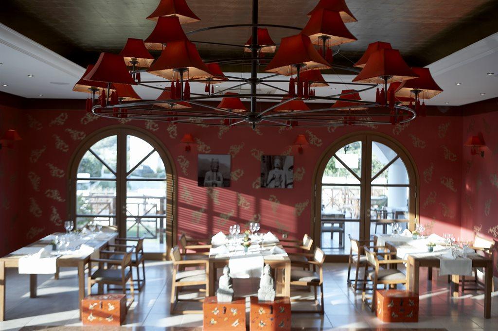 Lindian Village Hotel: danton-thai-restauran